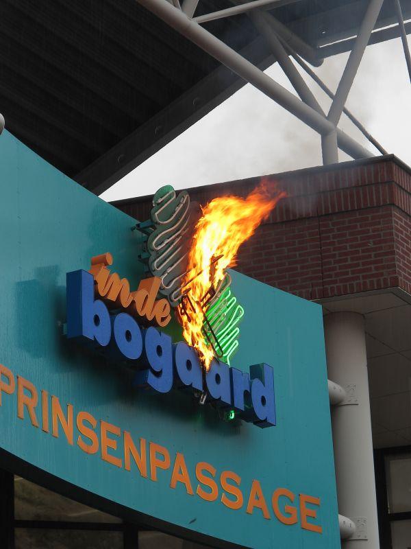 fire in de Boogaard
